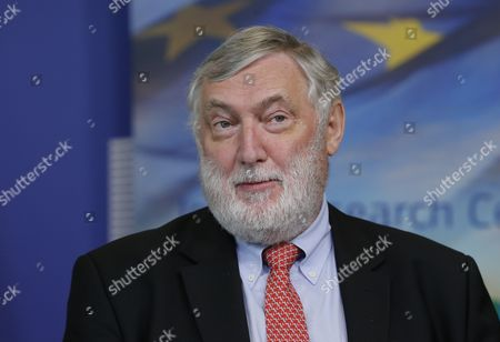Editorial photo of Belgium Eu Commission Expo 2015 - Apr 2015