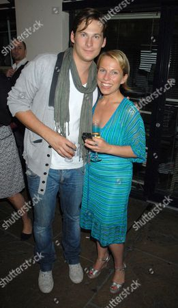 Editorial photo of Opening night for the play The Pretender Agenda, New Players Theatre, London, Britain - 28 Aug 2008