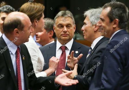 Editorial photo of Belgium Eu Summit - Jul 2014
