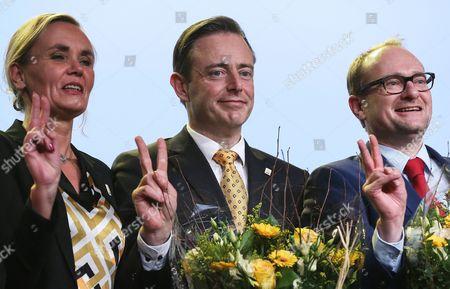 Editorial picture of Belgium Parties N-va Congress - Feb 2014