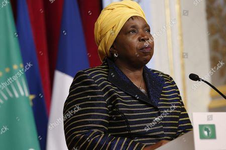 Editorial picture of France Africa Diplomacy - Oct 2014