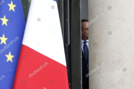 Editorial picture of France Syria Diplomacy - May 2014