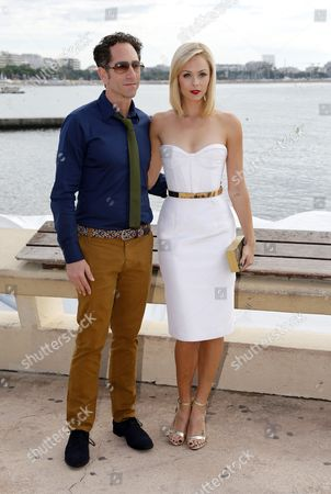 Editorial photo of France Television Mipcom 2013 - Oct 2013