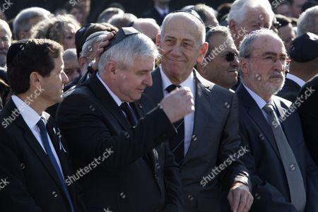 Editorial image of Israel Ariel Sharon Death - Jan 2014