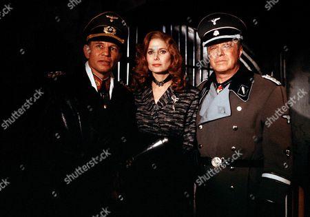 'Night of the Fox' TV Film - 1990 -   Michael York as Rommel, Deborah Raffin as Sara Drayton, George Peppard as Col. Harry Martineau,