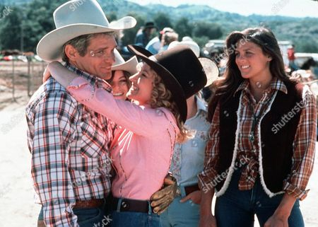 'Rodeo Girl'  TV Film - 1980 -  Wil Garrett (Bo Hopkins) and women's rodeo competitor J.R. Patterson (Candy Clark)