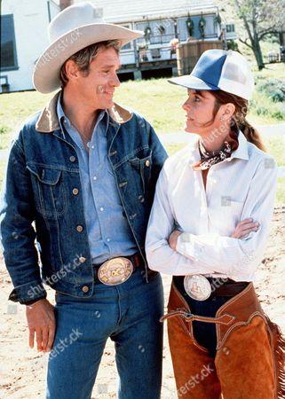 'Rodeo Girl'  TV Film - 1980 -   Wil Garrett (Bo Hopkins) and his wife Sammy (Katherine Ross)