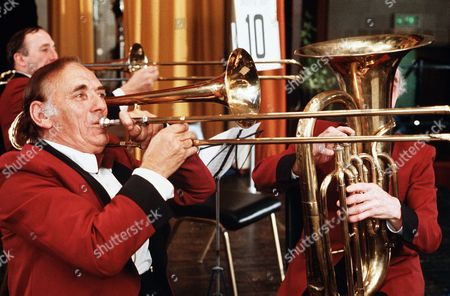 Stock Photo of 'The Shillingbury Blowers'  Film - 1980 - Sam Kydd.