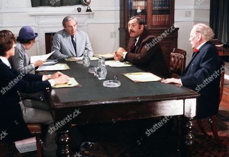 'The Shillingbury Blowers'  Film - 1980 - John Le Mesurier, Patrick Newell, Trevor Howard.