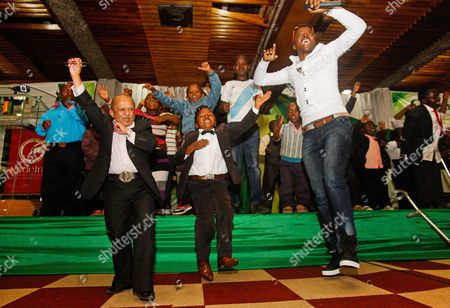 Editorial photo of Kenya Dwarfism - Dec 2013