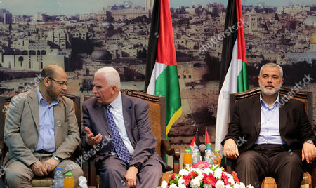 Editorial picture of Mideast Palestinians Fatah Hamas - Apr 2014