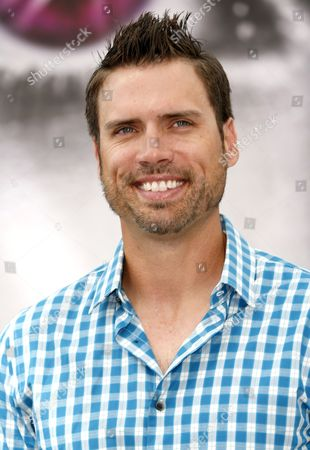 Us Actor Joshua Morrow of the Tv Series 'The Young and the Restless' Poses During a Photocall at the Monte Carlo Television Festival in Monaco 10 June 2013 the Festival Runs From 09 to 13 June Monaco Monte Carlo