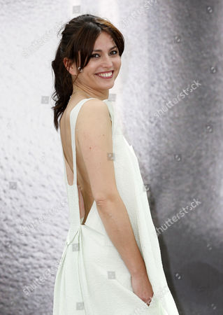 French Actress Anne Charrier Poses During a Photocall For the Tv Series 'Maison Close' at the 53rd Monte Carlo Television Festival in Monaco 10 June 2013 the Festival Runs From 09 to 13 June Monaco Monte Carlo