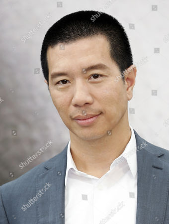 Filipino-us Actor Reggie Lee Poses During a Photocall For the Tv Series 'Grimm' at the 53rd Monte Carlo Television Festival in Monaco 11 June 2013 the Festival Runs From 09 to 13 June Monaco Monte Carlo