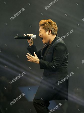 Stock Picture of A Picture Made Available on 20 July 2013 Shows Filipino Singer Charice Pempengco Performing During the Yahoo! Omg! Awards in Pasay City South of Manila Philippines 19 July 2013 Pempengco who Has Appeared on the Us Television Show Glee is Expected to Release a New Music Album in September Philippines Manila
