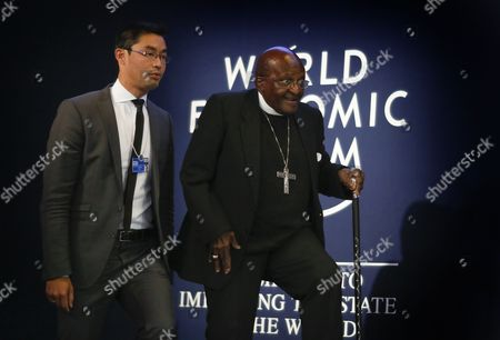 Editorial photo of South Africa World Economic Forum - Jun 2015