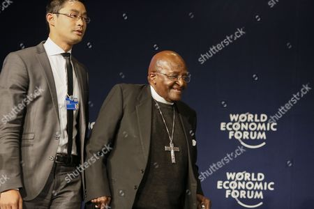 Editorial picture of South Africa World Economic Forum - Jun 2015