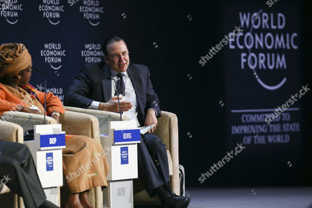 Editorial picture of South Africa World Economic Forum on Africa - May 2013