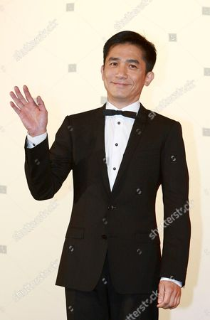 Hong Kong Actor Tony Leung Chiu-wai Arrives at the Opening Ceremony of the 5th Chinese Film Festival at the Cgv Yeuido Theater in Seoul South Korea 16 June 2013 the Festival That Runs From 16 to 20 June Will Present About a Dozen Recent Chinese Movies Korea, Republic of Seoul