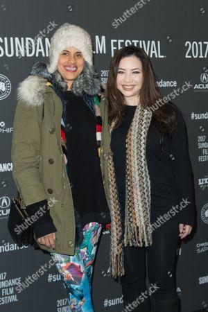 Mimi Valdes and Nina Yang Bongiovi