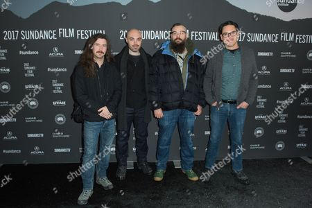 Editorial image of 'Ghost Story' premiere, Sundance Film Festival, Park City, Utah, USA - 22 Jan 2017