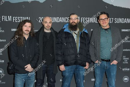 Editorial photo of 'Ghost Story' premiere, Sundance Film Festival, Park City, Utah, USA - 22 Jan 2017