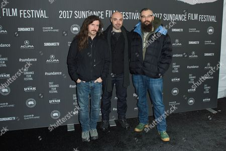 Toby Halbrooks, David Lowery and James M. Johnston