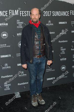 Editorial photo of 'Ghost Story' premiere, Sundance Film Festival, Park City, Utah, USA - 22 Jan 2017