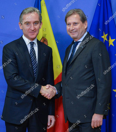 Editorial picture of Belgium Eu Moldavia Diplomacy - Dec 2014