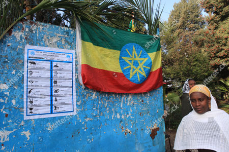 Editorial image of Ethiopia Elections - May 2015