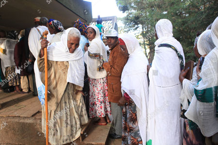 Editorial photo of Ethiopia Elections - May 2015