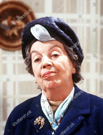 'Coronation Street'  TV - 1987 - Amy Burton (Fanny Carby)
