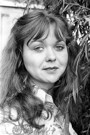 Stock Picture of 'Coronation Street'  TV - 1977 - Terri Clayton [Jenny Edwards]