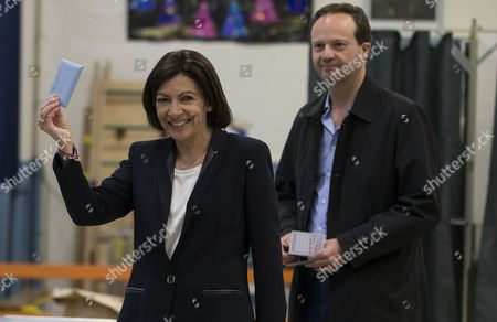 Editorial picture of France Elections - Mar 2014