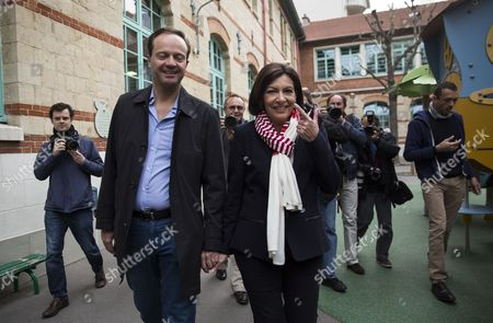 Editorial image of France Elections - Mar 2014
