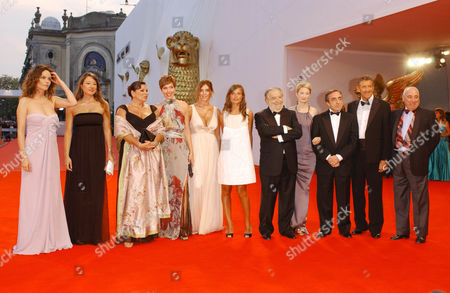 Editorial image of 'Il Papa Di Giovanna' Film Premiere, 65th Venice International Film Festival, Venice, Italy - 31 Aug 2008