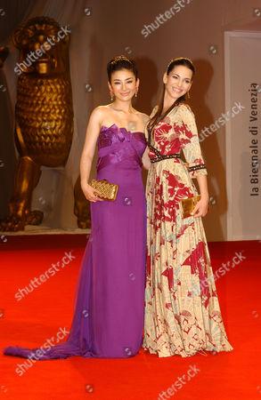 Yi Huang and Taina Muller