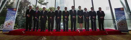 Editorial photo of Malaysia 19th Asean Finance Minister's Meeting - Mar 2015
