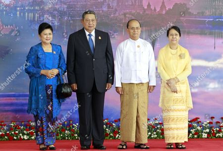 Editorial picture of Myanmar Asean Summit - May 2014