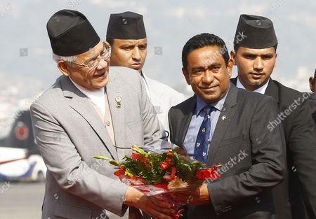 Editorial image of Nepal Saarc Summit - Nov 2014