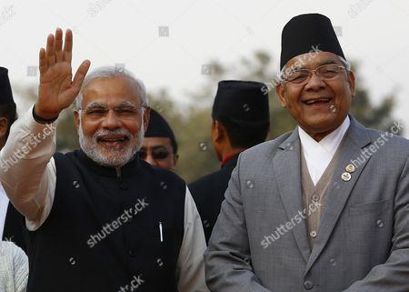 Editorial picture of Nepal Saarc Summit - Nov 2014
