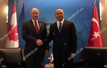 Editorial photo of Turkey Nato Summit - May 2015