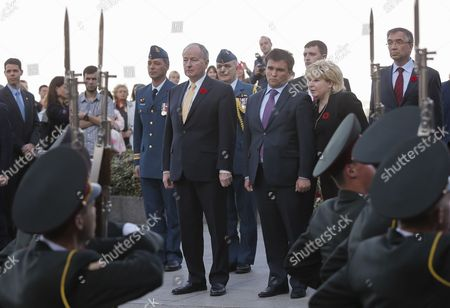 Editorial picture of Ukraine Canada Diplomacy - May 2015