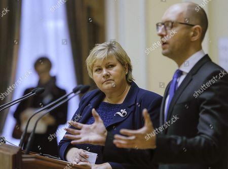 Editorial photo of Ukraine Crisis Diplomacy - Nov 2014