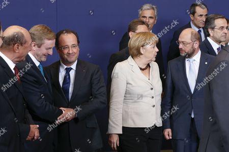 Editorial picture of Belgium Eu Summit - Jun 2013