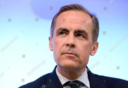 Bank of England Governor Mark Carney Delivers a Speech at the Cass Business School in London Britain 18 March 2014 Carney Has Announced Two New Deputy Governors at the Bank of England As Part of a Radical Shake-up He Has Named Ben Broadbent to Become Deputy Governor Responsible For Monetary Policy and Nemat Shafik to Take Charge of Markets and Banking United Kingdom London