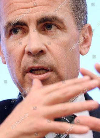 Editorial image of Britain Bank of England - Mar 2014