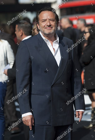Dutch Actor Ludi Boeken Attends the World Premiere of 'World War Z' at the Empire on Leicester Square in London Britain 02 June 2013 the Movie Opens in British Theaters on 21 June United Kingdom London