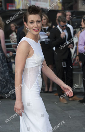 Israeli Actress Daniella Kertesz Attends the World Premiere of 'World War Z' at the Empire on Leicester Square in London Britain 02 June 2013 the Movie Opens in British Theaters on 21 June United Kingdom London