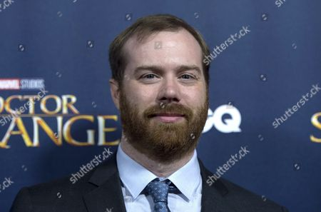 Stock Photo of Executive Producer Stephen Broussard Attends the Premiere of 'Doctor Strange' at Westminster Abbey in London Britain 24 October 2016 the Movie Opens in British Cinemas on 25 October United Kingdom London